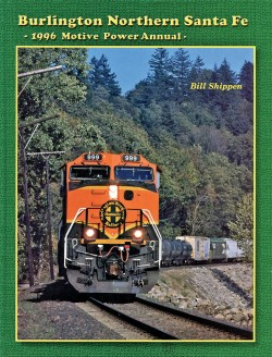 BNSF 1996 Motive Power Annual