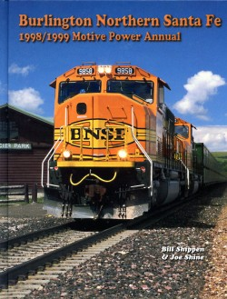 BNSF 1998 Motive Power Annual