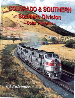 Colorado & Southern:Southern Division