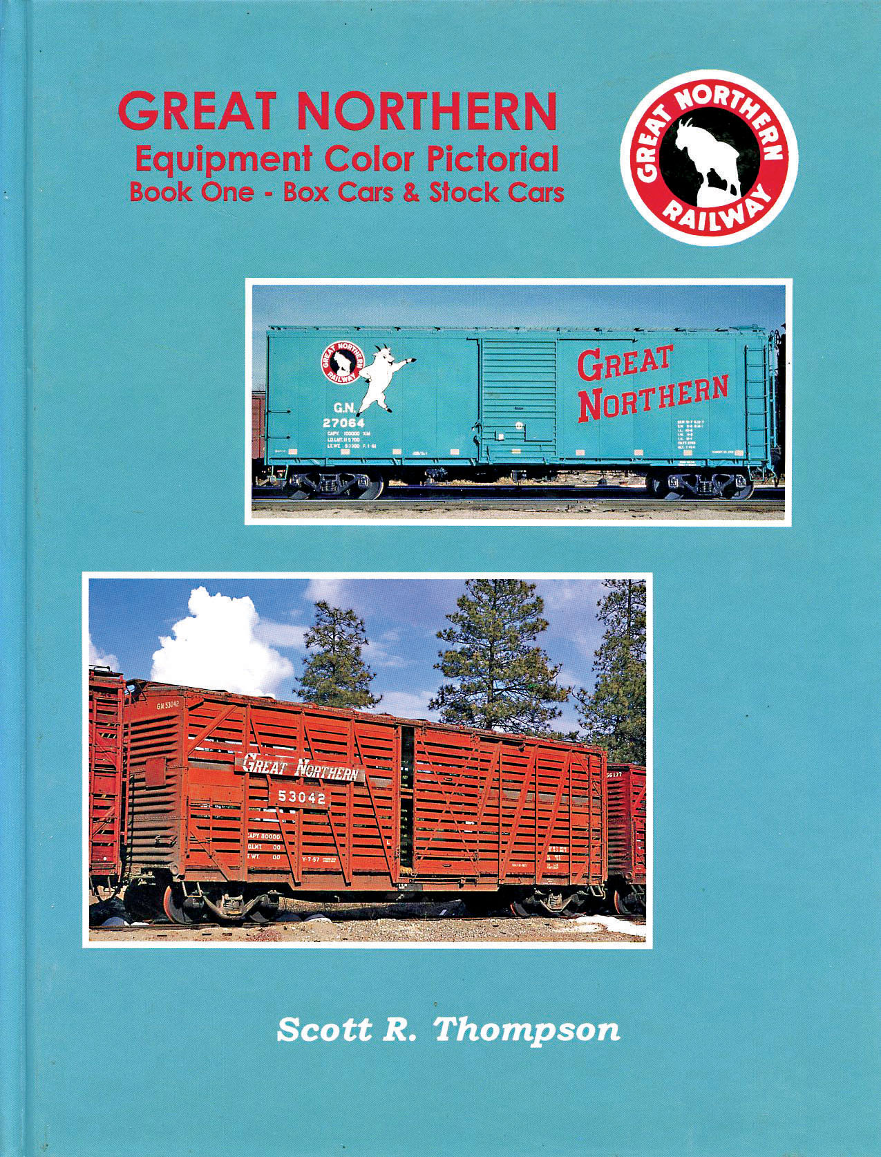 Great Northern Equipment Book 1