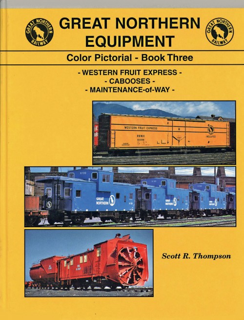 Great Northern Equipment Book 3