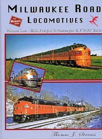 Milwaukee Road Locomotives - Volume One
