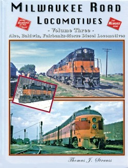 Milwaukee Road Locos Vol. 3