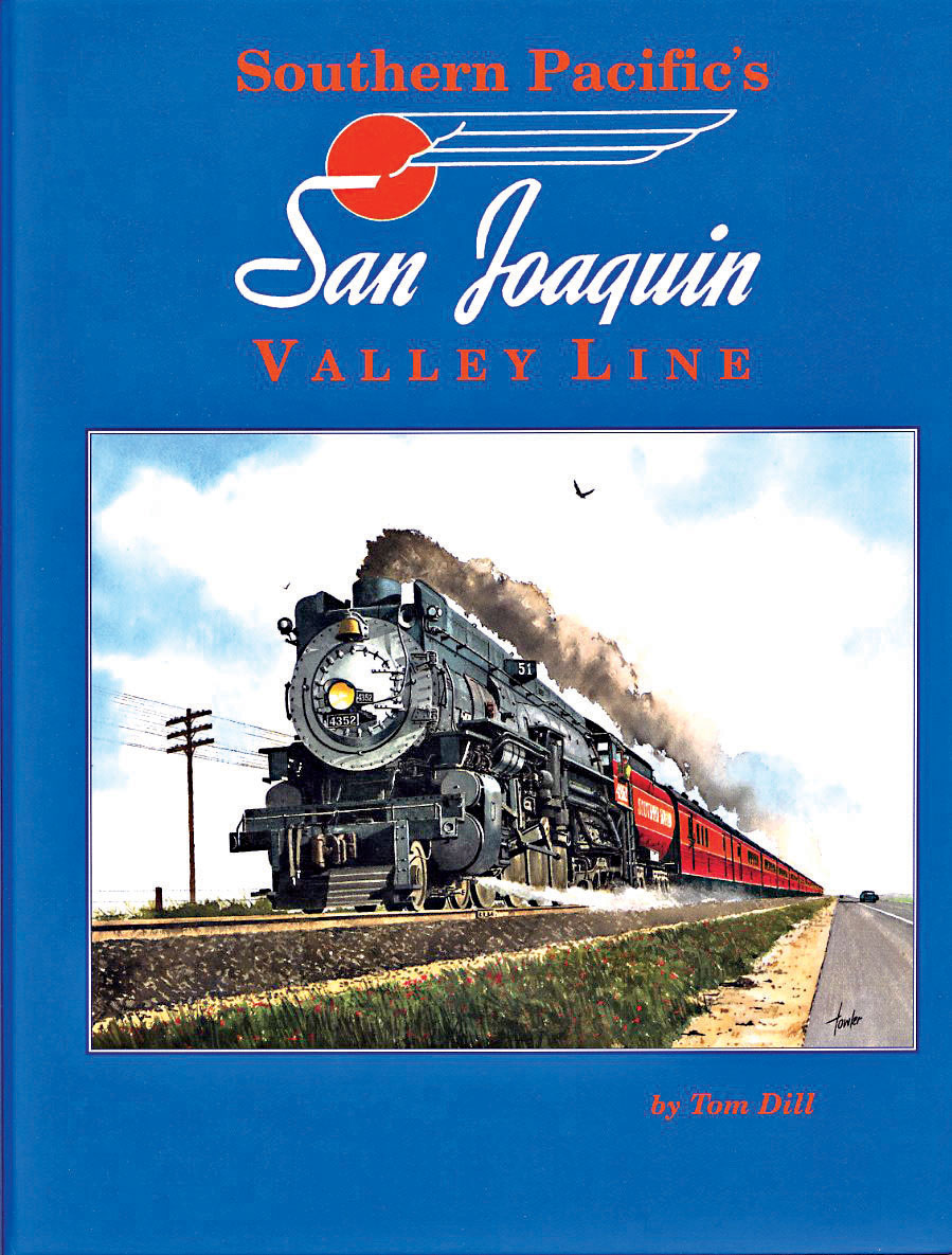 Southern Pacific's San Joaquin Valley Line