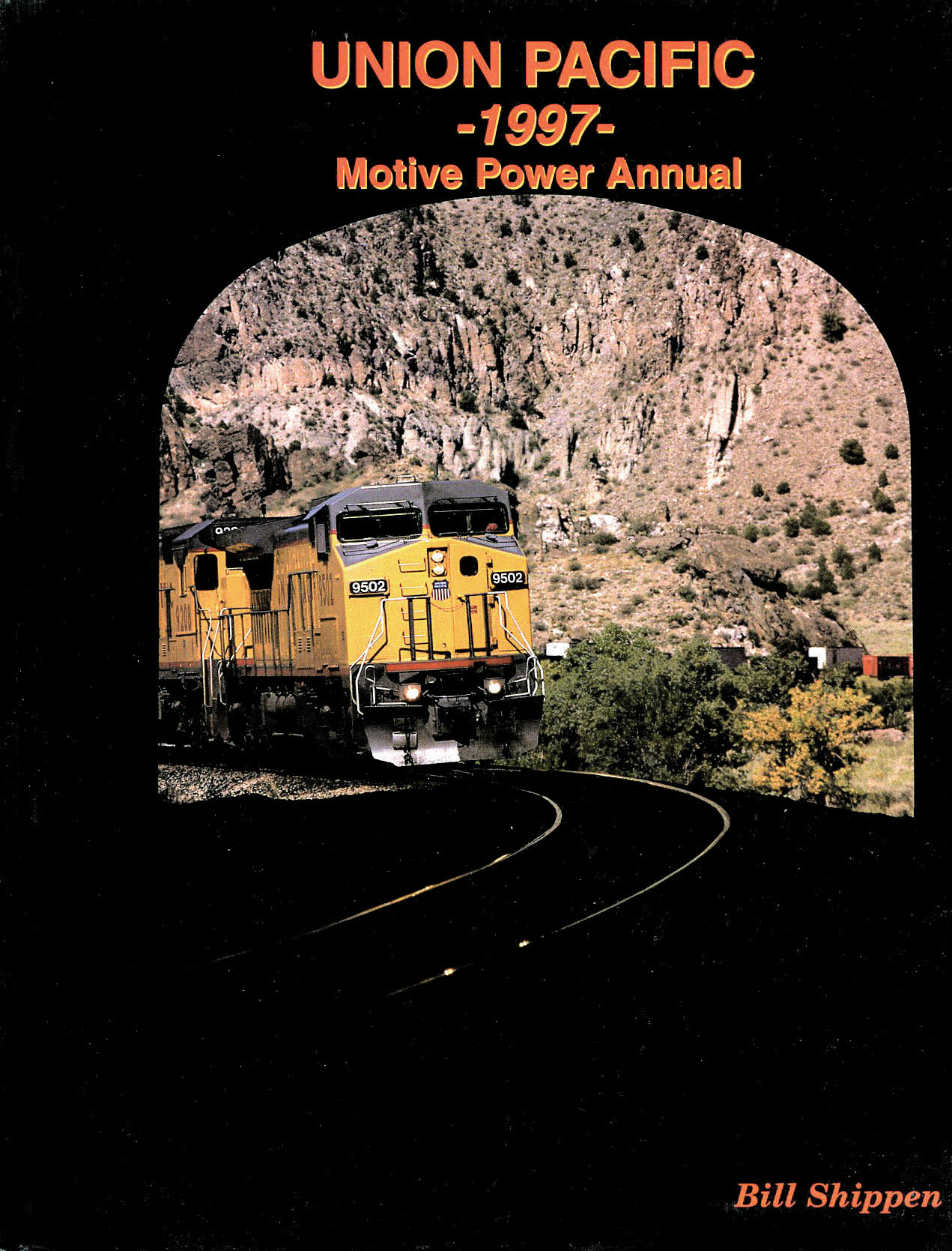 UP 1997 Motive Power Annual