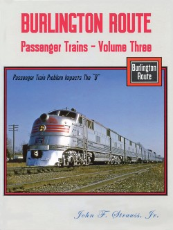 Burlington Route Pass. Vol. 3