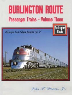 Burlington Route Pass. Vol. 3