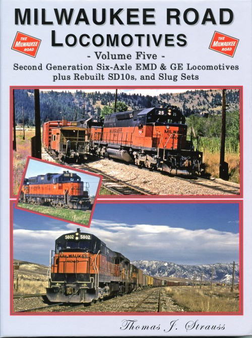 Milwaukee Road Locos Vol 5