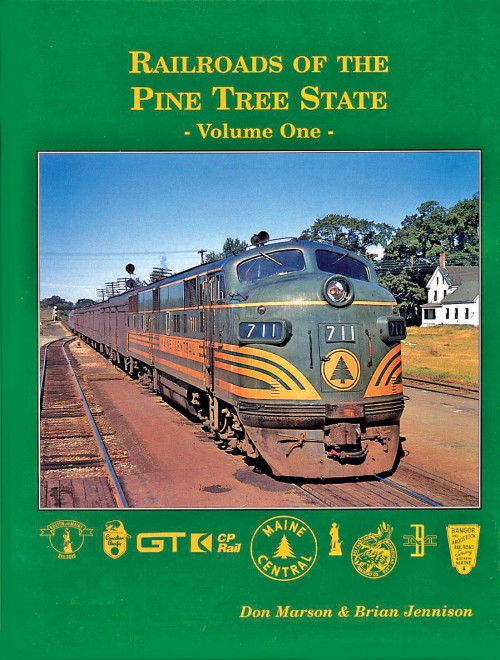 RR's Pine Tree State Vol. 1