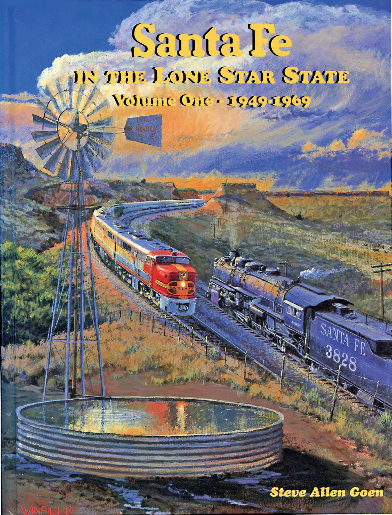 Santa Fe in the Lone Star State