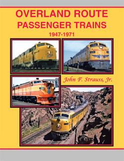 Overland Route Passenger Trains