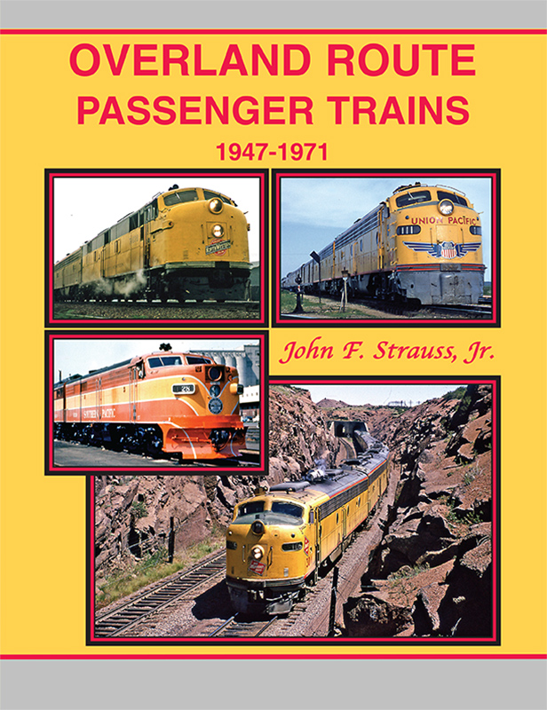 Overland Route Passenger Trains